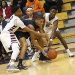 WKHS Basketball, Varsity Men, v LHS, 2-10-2017, LRJ