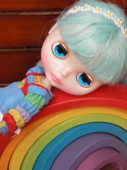Fading light, Rainbow's Brite