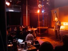 grüße vom #berlin er #piraten parteitag im itchyban karaoke berlin.