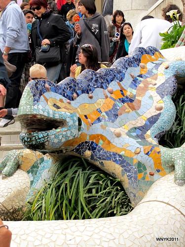 Gaudi Dragon