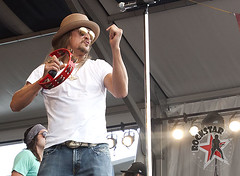 Kid Rock - New Orleans Jazzfest - May 8th, 2011