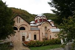 Pec Monastery @ Pec Kosovo Serbia