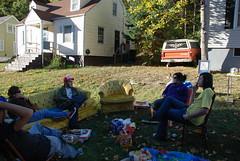 DSC_0001 (jreidfive) Tags: yard virginia living downtown sale room lawn roanoke redneck hick