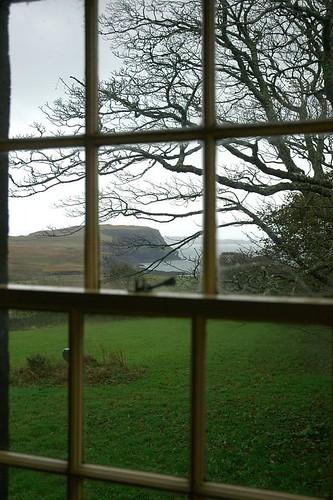 View Down To Loch Bharcasaig