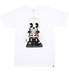 kidrobot skeleton t shirt2