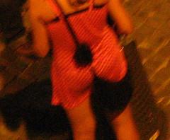 calda estate... (crazyluca69) Tags: girls red woman girl rouge donna body bottom culo menina rosso mdchen pelle corpo sodo sera ragazza trasparenze ragazze  vestito minigonna natiche