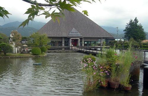 музей - мост