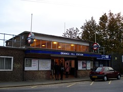 Picture of Grange Hill Station