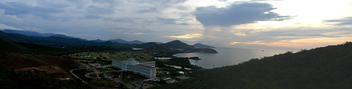 Isla Margarita Sunset Panorama 1