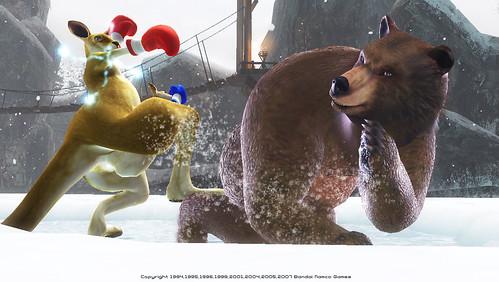 Tekken 6 ~ Kuma and Roger