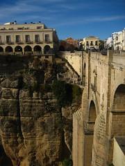 Parador and the Puente Nuevo
