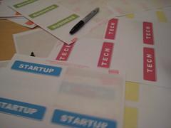 Business Tech Startup