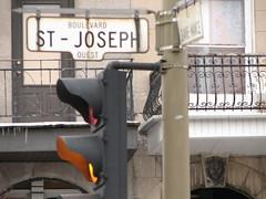 Boulevard St-Joseph jaune
