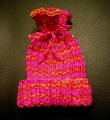 Fruehchenmuetze/Preemie hat