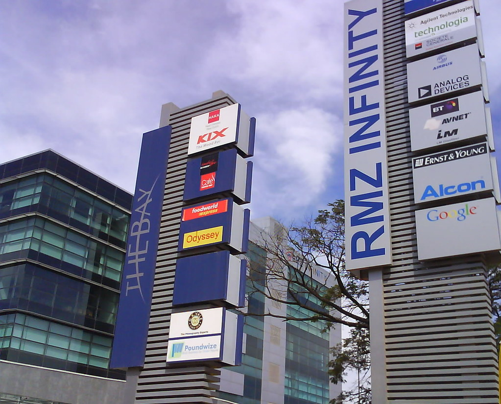 Rmz infinity company in bangalore dating