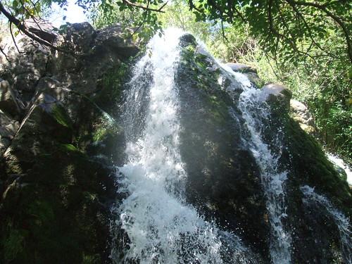 Cascada Santa Rosa de Calamuchita