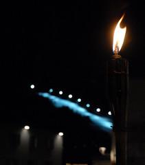 La pista dei mondiali e una fiamma / Ski slope and a flame (Luigi Rosa) Tags: italy mountain fire italia flame montagna lombardia slope fuoco sci fiamma valtellina bormio psta