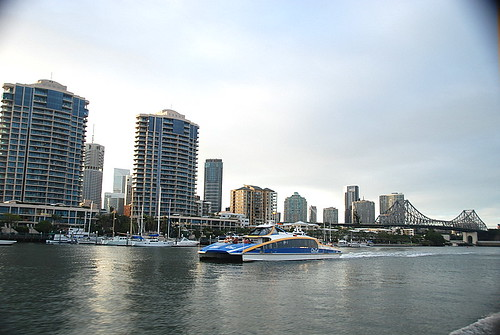 citycat, brisbane, Australia