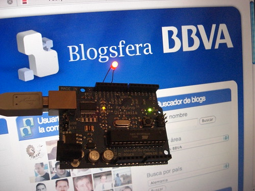 BBVA web-blinker