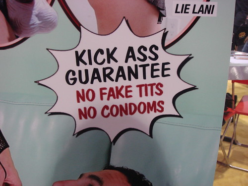 wow, no fake tits, AND no condoms!