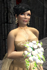 Liz (Tragix Wilder) Tags: wedding 3d secondlife