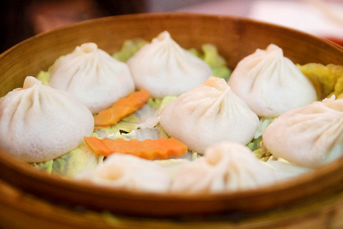 crab and pork soup dumplings