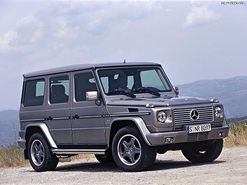 Mercedes-Benz-G-class-w463