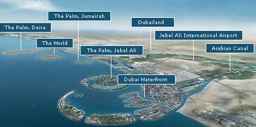 Dubai S Current And Future Wonders Biggest Skyscrapers