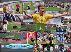 Suecia 1 Argentina 1  2002