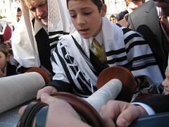 Avi's Bar Mitzvah - Israel 2008