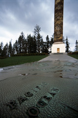Astoria's Column (Zeb Andrews) Tags: ocean oregon landscape coast pacificocean astoria pacificnorthwest column astoriacolumn fujivelvia50 bluemooncamera zebandrews contaxax zeiss18mm iwonderifalumberjackeverownedoneofthesecameras thatwouldbeoneoftheoddestcoincidences zebandrewsphotography