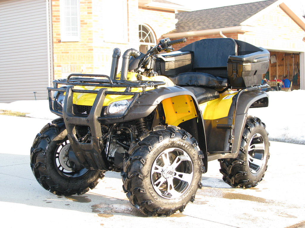 RedQuads.com - View topic - LET'S SEE THOSE RANCHERS!