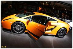 Lamborghini Gallardo Superleggera (alphabetagamma) Tags: autoshow lamborghini gallardo newyorkautoshow lamborghinigallardo superleggera lamborghinigallardosuperleggera