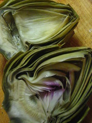 Artichoke w/ Choke vs. One w/ Choke Removed