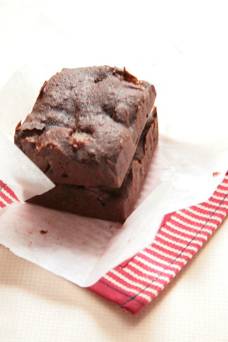 Gâteau poire chocolaté