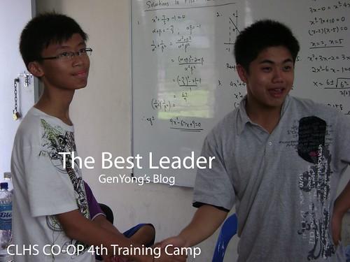 Best Leader