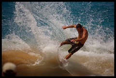 Makena Beach (yogasurf) Tags: ocean water island hawaii surf wave maui