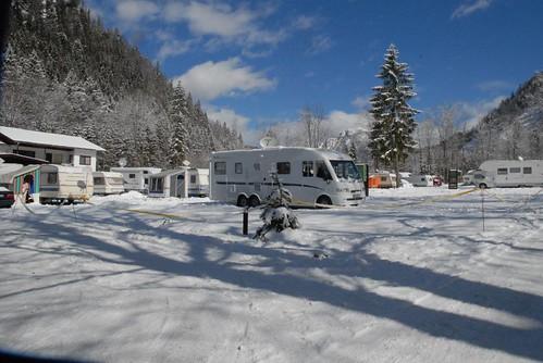 Seegatterl Campingplatz
