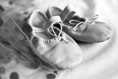 Dance class day (-claudine-) Tags: ballet dance slippers tutu macrophotochallenge