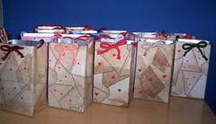Caixinhas de leite (Vitrine Artes) Tags: santa caf maria artesanato rs artes vitrine caixas leite filtros