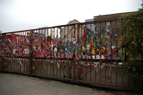 Crossbones Graveyard, at Redcross Way