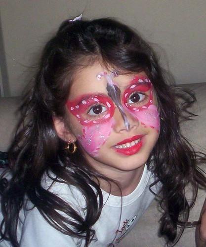 maquillaje artístico infantil, caritas pintadas, animación a ...