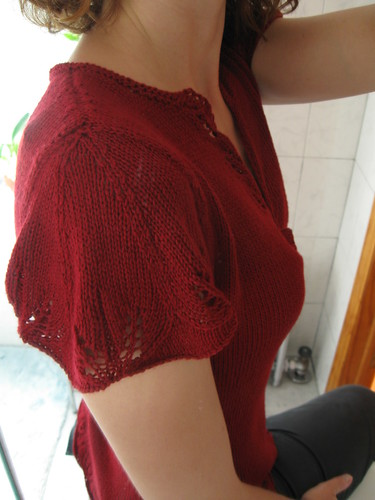 Camellia sleeve