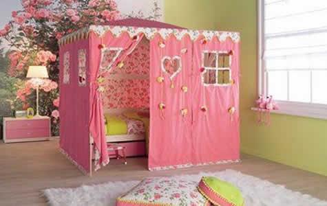 Para quem precisa de idéias para decorar o quarto do seu filho ou