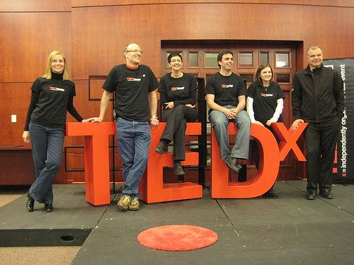 Photo of the Day: TEDxOntarioEd Team