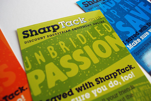 Promotional Postcards - SharpTack