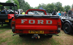 Ford P100 (Sam Tait) Tags: ford cortina up truck pub arms may pick meet carrington ashby p100 2011 folville
