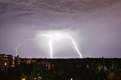 DSC01580 (Mathias Apitz (München)) Tags: wetter weather gewitter wolken blitze sky clouds lightstorm lightnings natur nature haar münchen munich mathias apitz