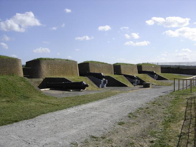 Belvedere Battery Fort Amherst