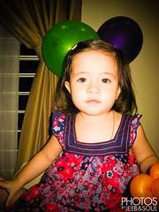 Birthday Iman 8yo